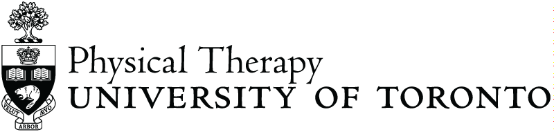 COMPREHENSIVE PROGRAM – University of Toronto Physical Therapy